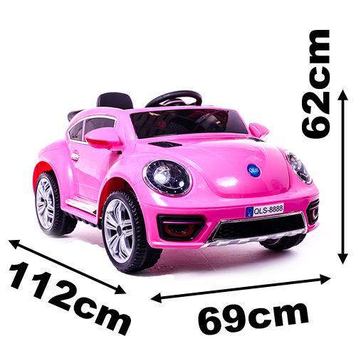 Dimensions de la voiture