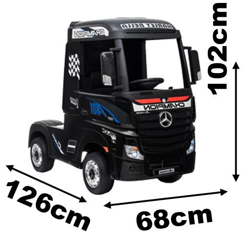 Tractor Dimensions